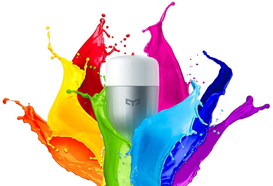 Xiaomi chce nadać kolorów twojemu mieszkaniu