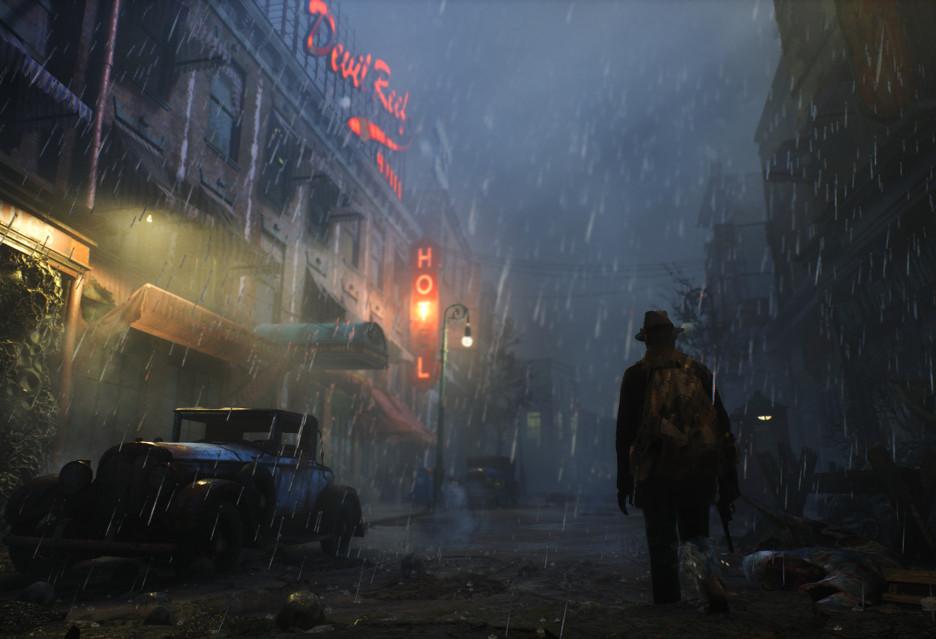 Tak wygląda detektywistyczny horror The Sinking City