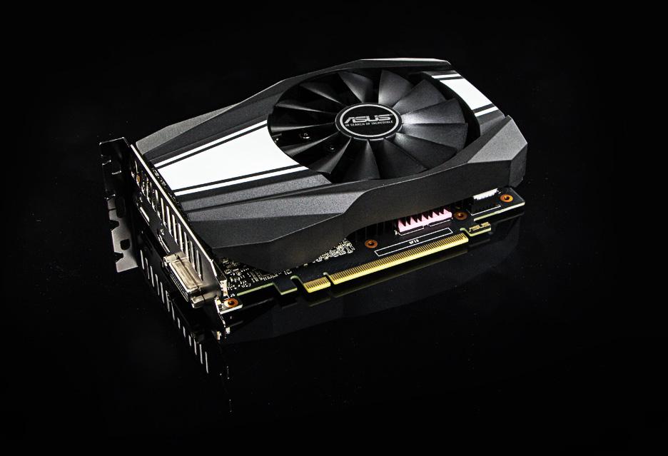 Premiera GeForce GTX 1660 bez Ti - testujemy model ASUS Phoenix | zdjęcie 1