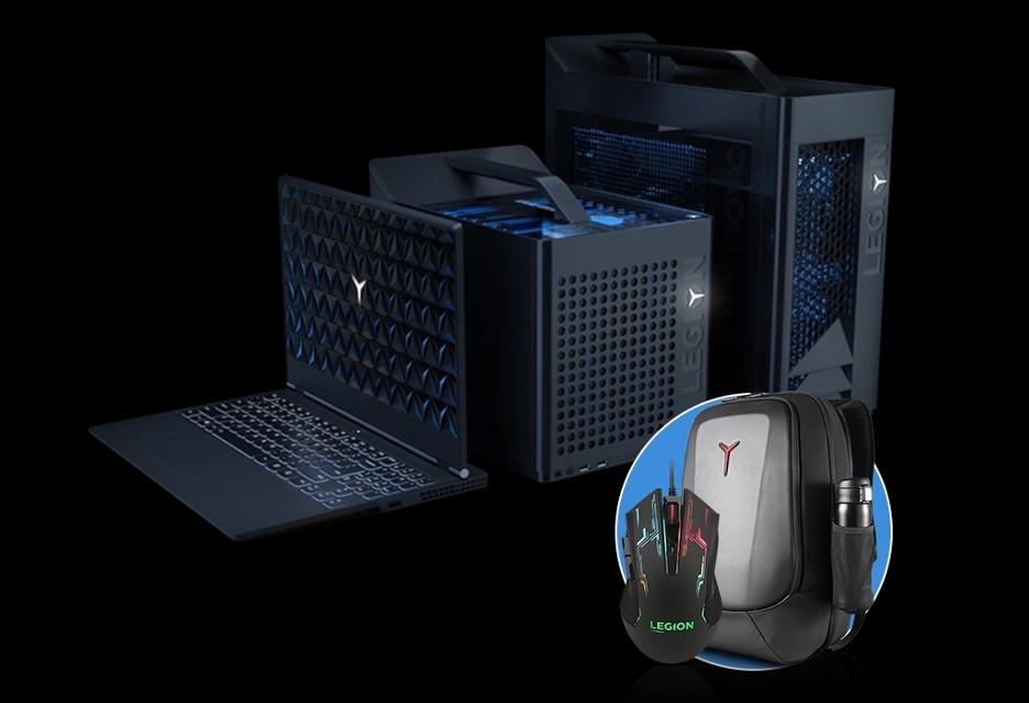 Kup komputer Lenovo Legion i odbierz prezenty
