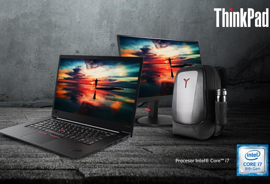 Lenovo ma prezenty dla nabywców laptopa ThinkPad X1 Extreme