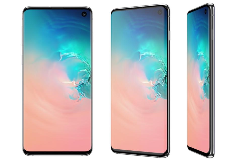 Galaxy S10 ma wyświetlacz lepszy od każdego innego smartfona