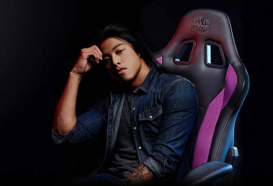 Cooler Master pokazał swój fotel gamingowy - to Caliber R1