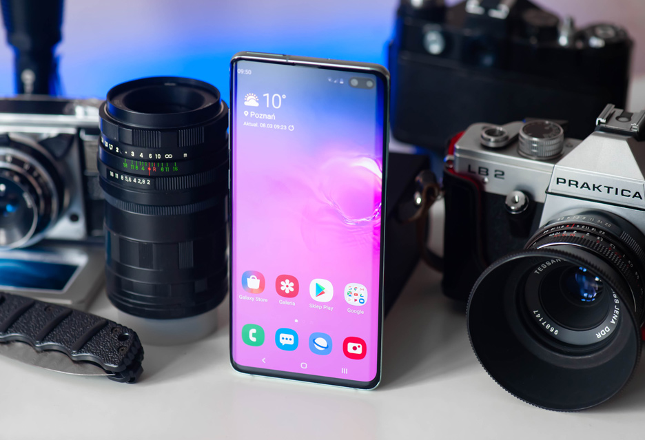 Samsung Galaxy S10+ recenzja   zdjęcie 1