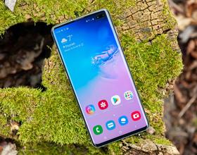 Samsung Galaxy S10+ recenzja