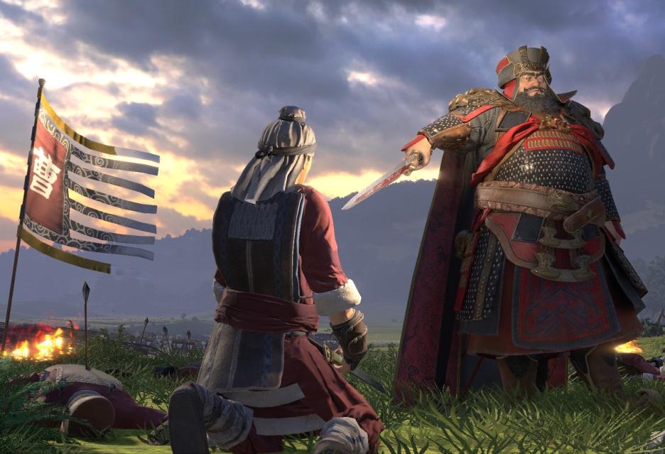 Total War: Three Kingdoms - bliższe spojrzenie na bezwzględnego dowódcę Dong Zhuo