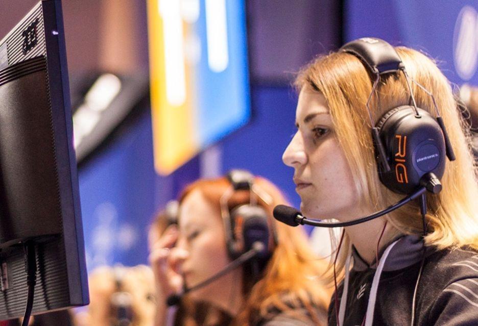 Dlaczego e-sport nie jest kobietą?