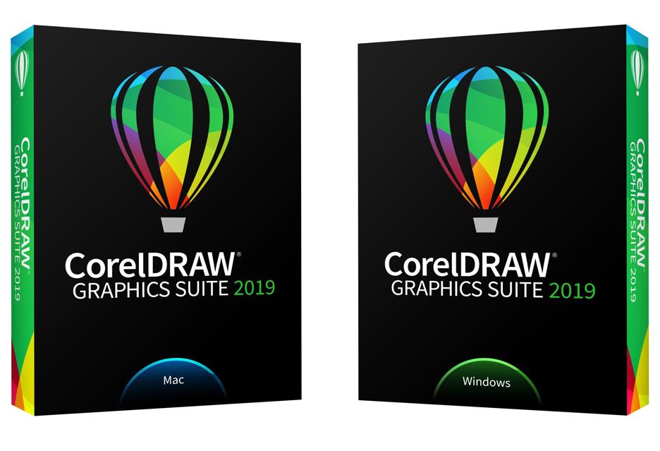 CorelDRAW - premiera wersji 2019 - dla Windows i (ponownie) dla MacOS