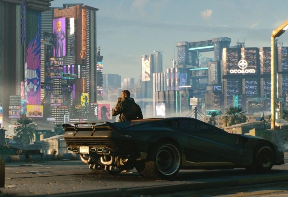 Sony przygląda się Cyberpunk 2077 - przed twórcami wciąż wiele pracy