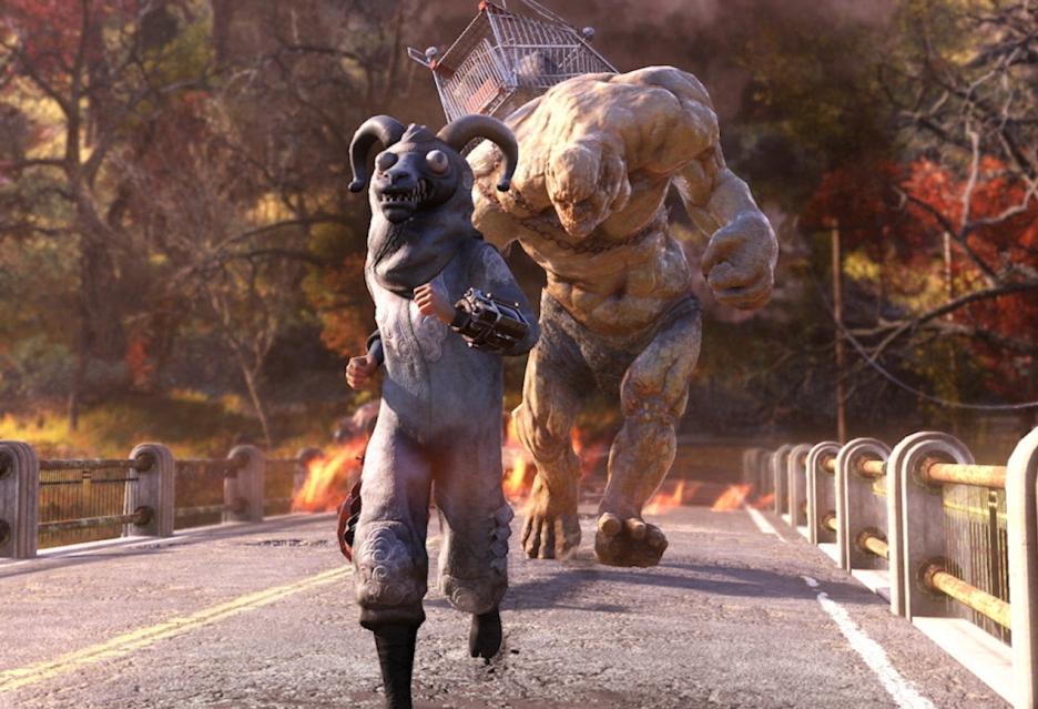 Fallout 76 otrzymał darmowe rozszerzenie Wild Appalachia