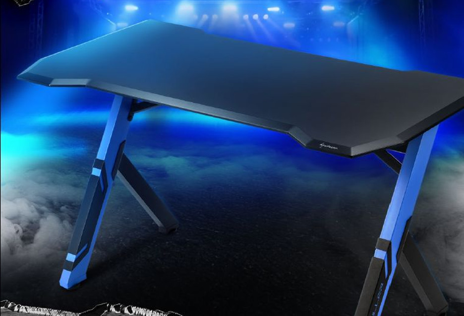 Oto gamingowe biurko Sharkoon SGD1