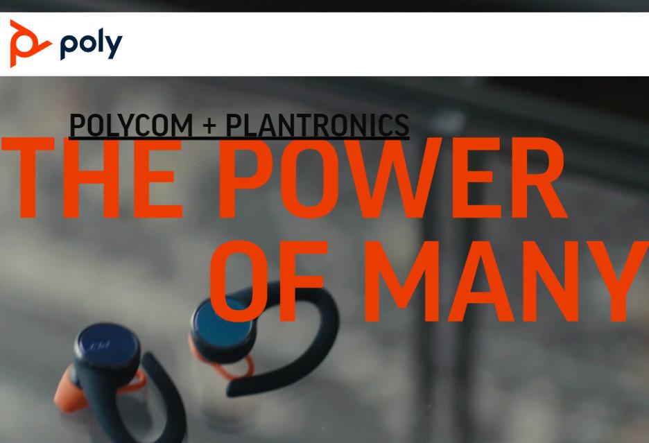 Plantronics to teraz Poly - prosta nazwa i konkretny cel