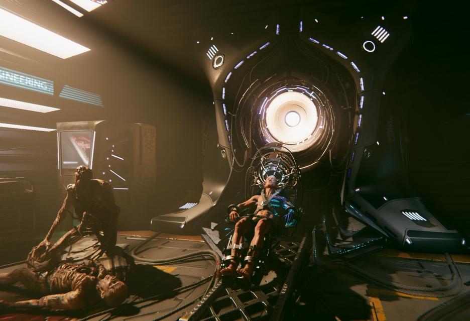 System Shock 3 ukończony dopiero w połowie, ale już teraz wygląda dobrze