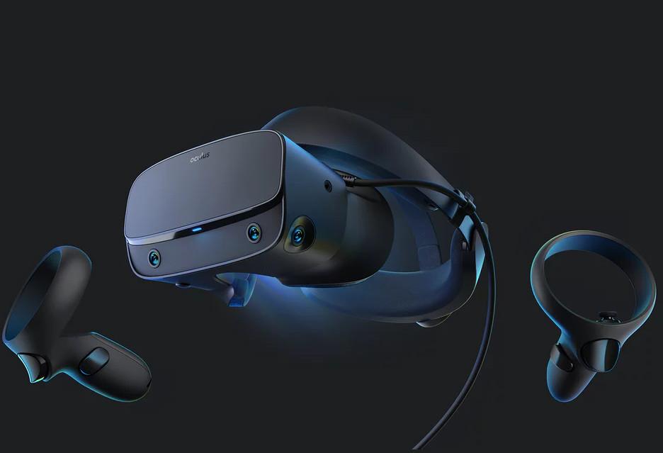 Oculus Rift S - (lepiej wyposażone) gogle VR na wiosnę