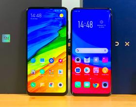 Xiaomi Mi Mix 3 vs Oppo Find X - który lepszy?