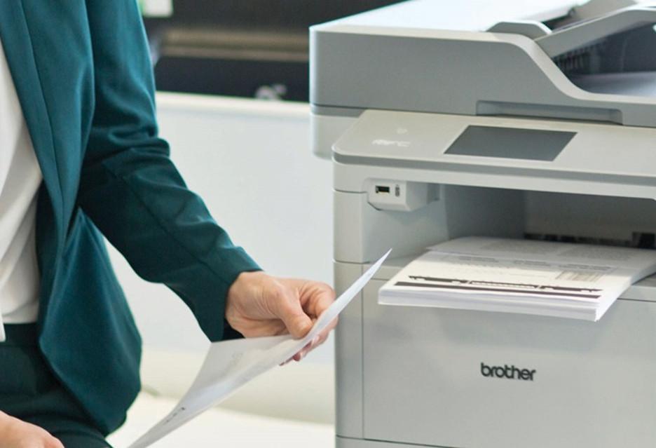 Biuro bez drukarki? To wciąż science fiction