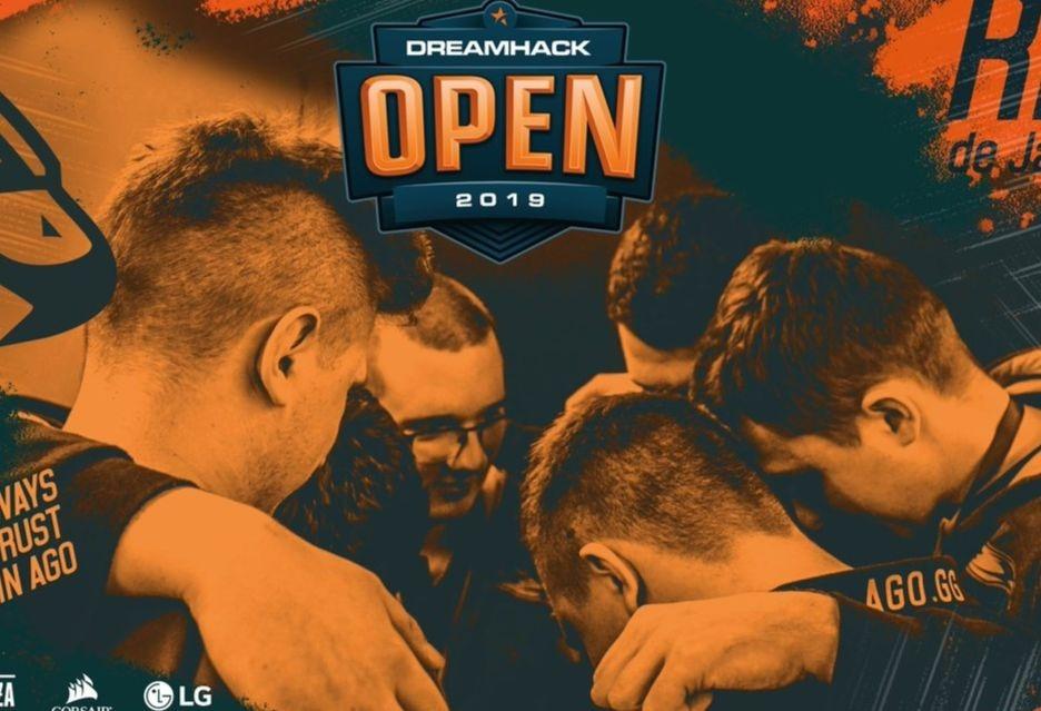 AGO zaproszone na DreamHack w Brazylii