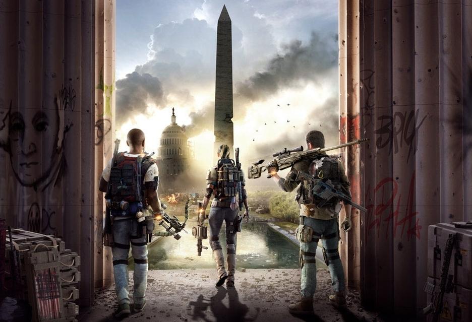 Ubisoft zadowolony z przyjęcia The Division 2