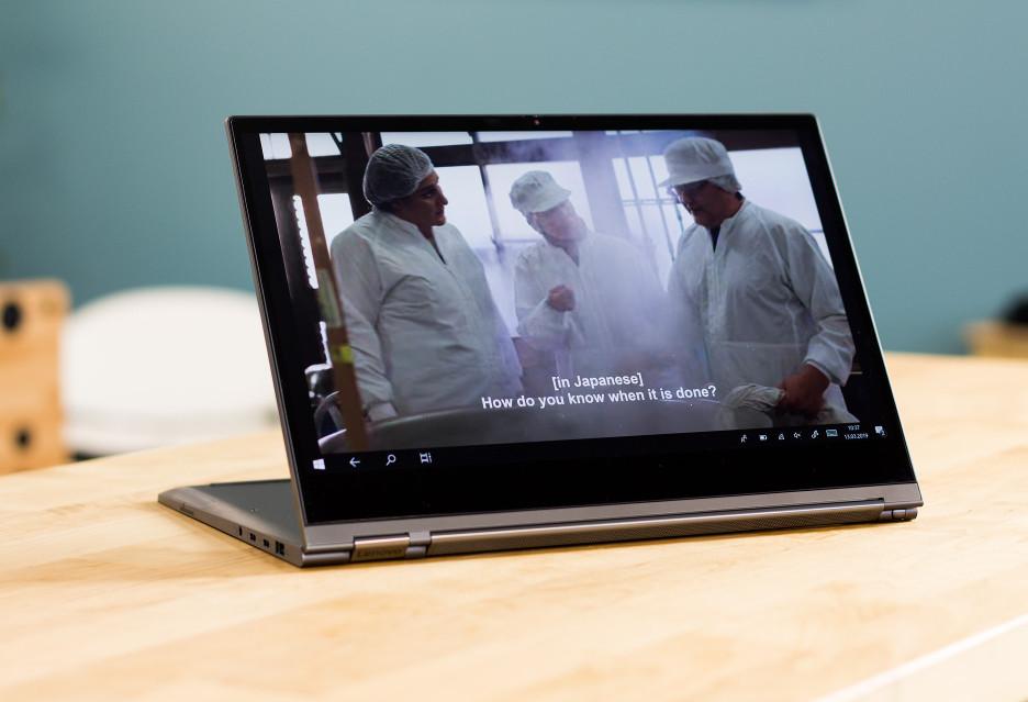 Lenovo Yoga C930 - osiem najważniejszych cech (wideo) | zdjęcie 1