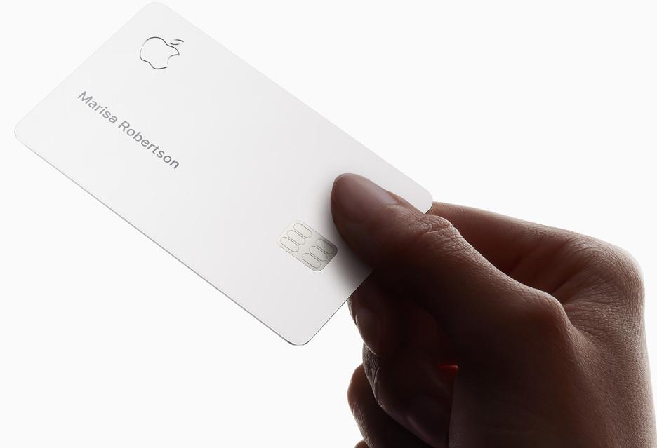 Apple Card - karta kredytowa inna niż wszystkie