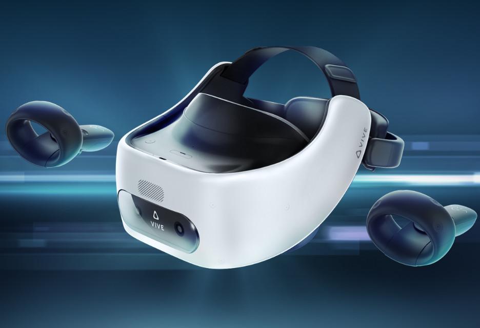 HTC Vive Focus Plus to (lepiej wyposażone) samodzielne gogle VR