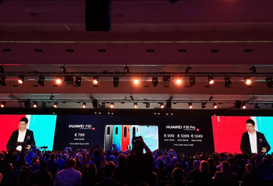 Huawei P30 i Huawei P30 Pro - ceny