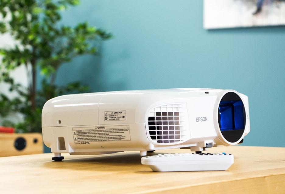 Epson EH-TW5400 - recenzja projektora | zdjęcie 1