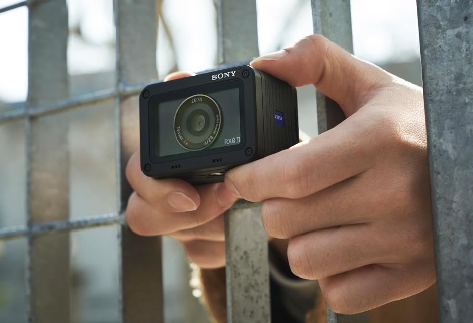 Sony RX0 II - ultrakompaktowy aparat cyfrowy klasy premium