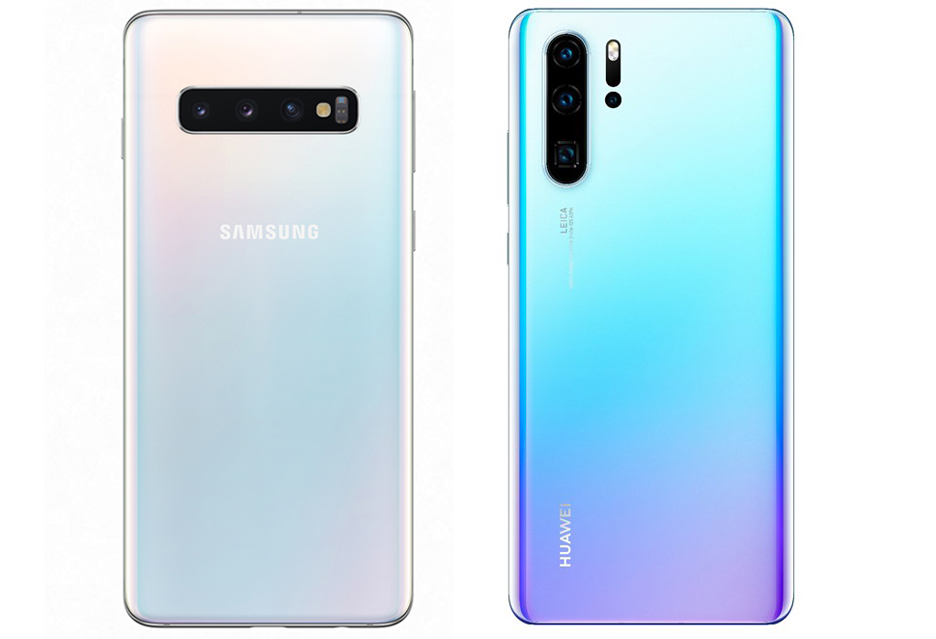 Samsung Galaxy S10 Plus kontra Huawei P30 Pro - porównanie specyfikacji