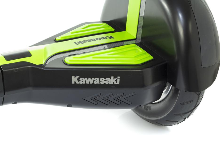 Elektryczne deskorolki Kawasaki odświeżone na rok 2019
