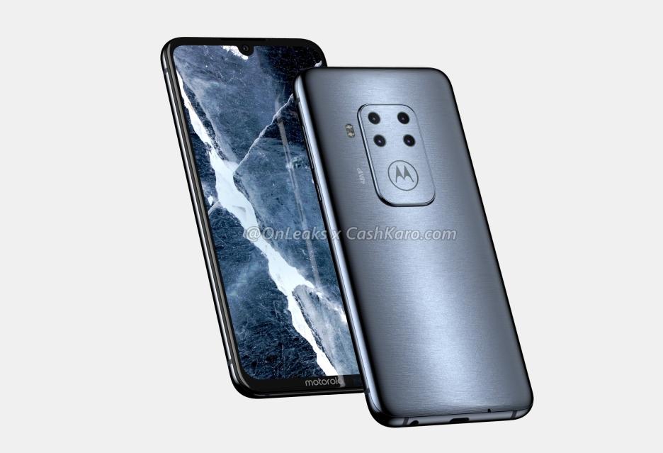Motorola szykuje smartfona z poczwórnym aparatem