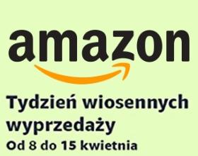 Trwają wiosenne promocje w Amazon - na co dziś warto zwrócić uwagę?