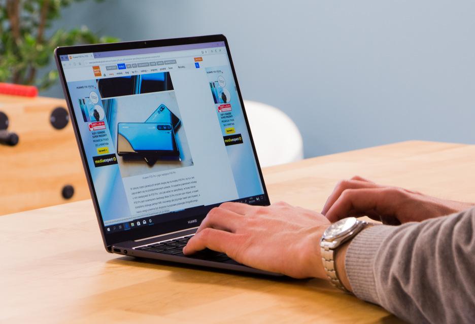 Co potrafi Huawei MateBook 13? Testuję, pracuję i oceniam   zdjęcie 1