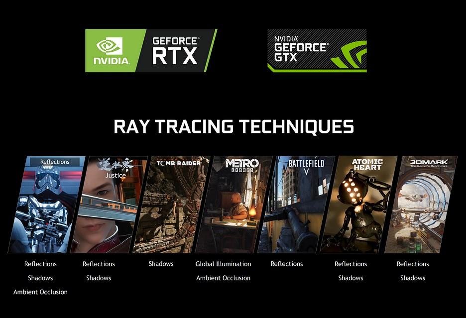 Ray-tracing na kartach GeForce GTX - Turing kontra Pascal! | zdjęcie 1