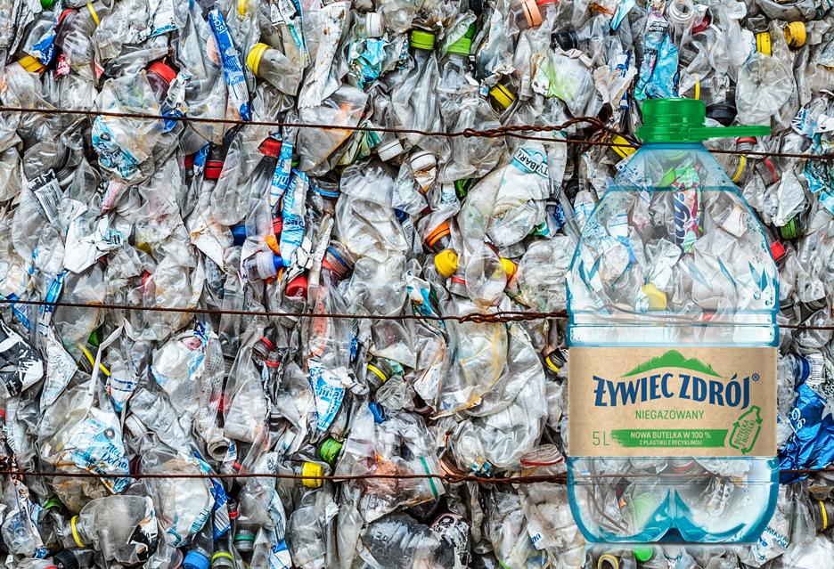 rPET czyli butelka PET od nowa - z wizytą w zakładzie recyclingu