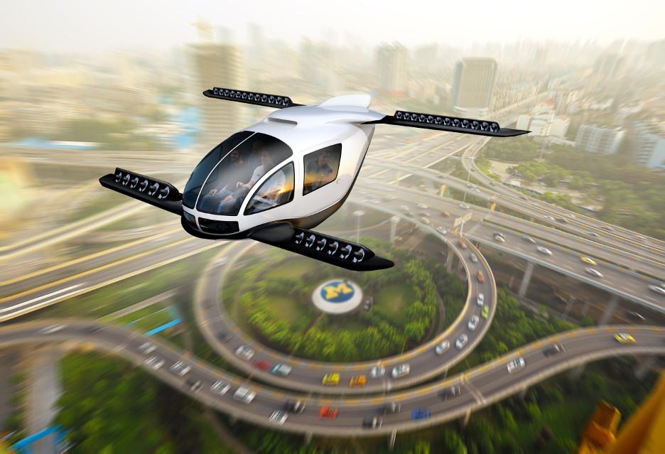 Czy auta ze skrzydłami są przyjazne środowisku? Latające samochody a ekologia