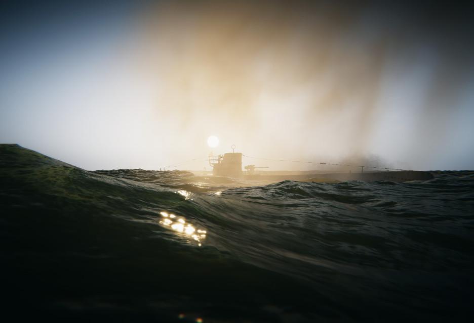 UBOAT to (realistyczny) symulator życia i służby na pokładzie okrętu podwodnego