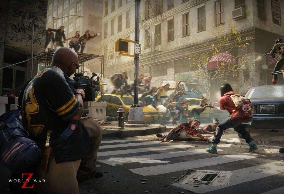 World War Z na trailerze premierowym - nadciąga apokalipsa zombie