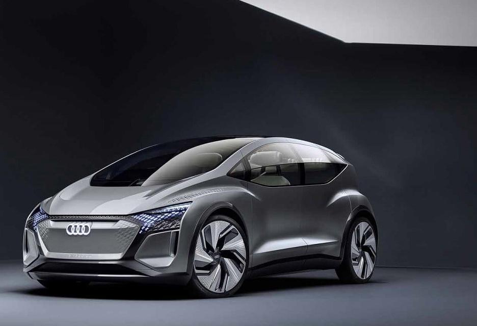 Audi AI:me to (koncepcyjne) auto miejskie przyszłości