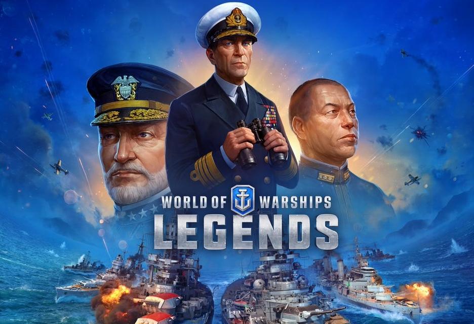 World of Warships: Legends już dostępne