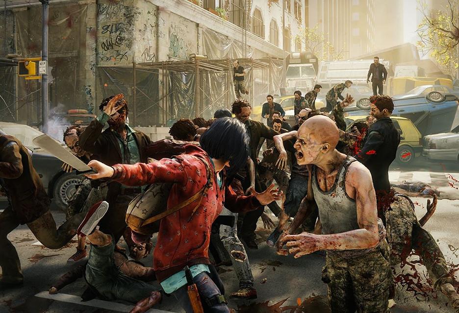 Dziś premiera World War Z - rozpoczęła się apokalipsa zombie