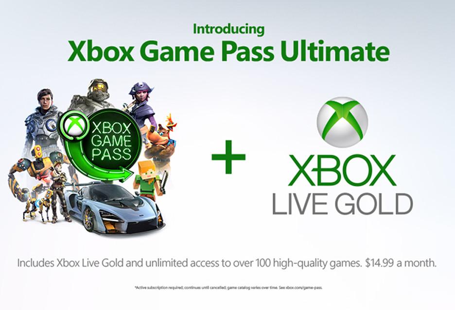 Xbox Game Pass Ultimate - jeden abonament, pakiet korzyści [AKT.]