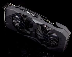Gigabyte GeForce GTX 1650 Gaming OC 4G - test