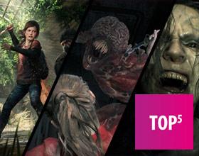 Najlepsze survival horrory ostatnich lat – TOP 5