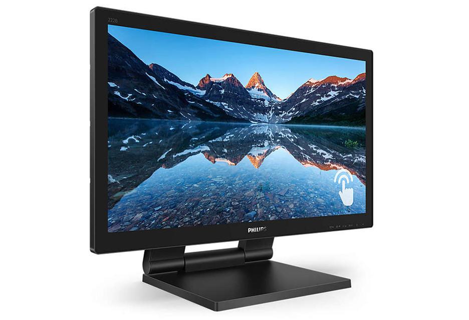 Philips 222B9T to 22-calowy monitor dotykowy