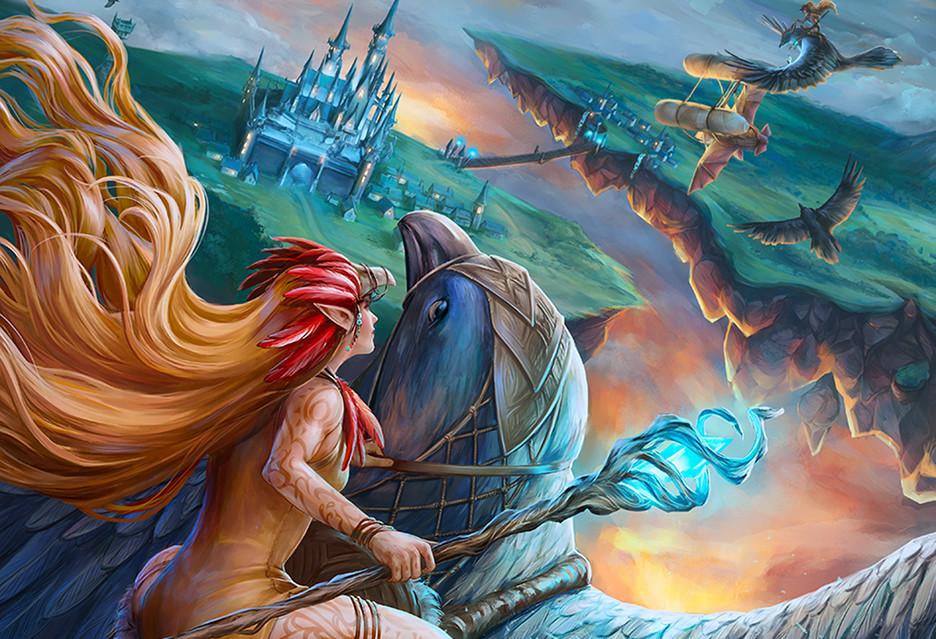 Dziś premiera polskiej strategii Driftland: The Magic Revival
