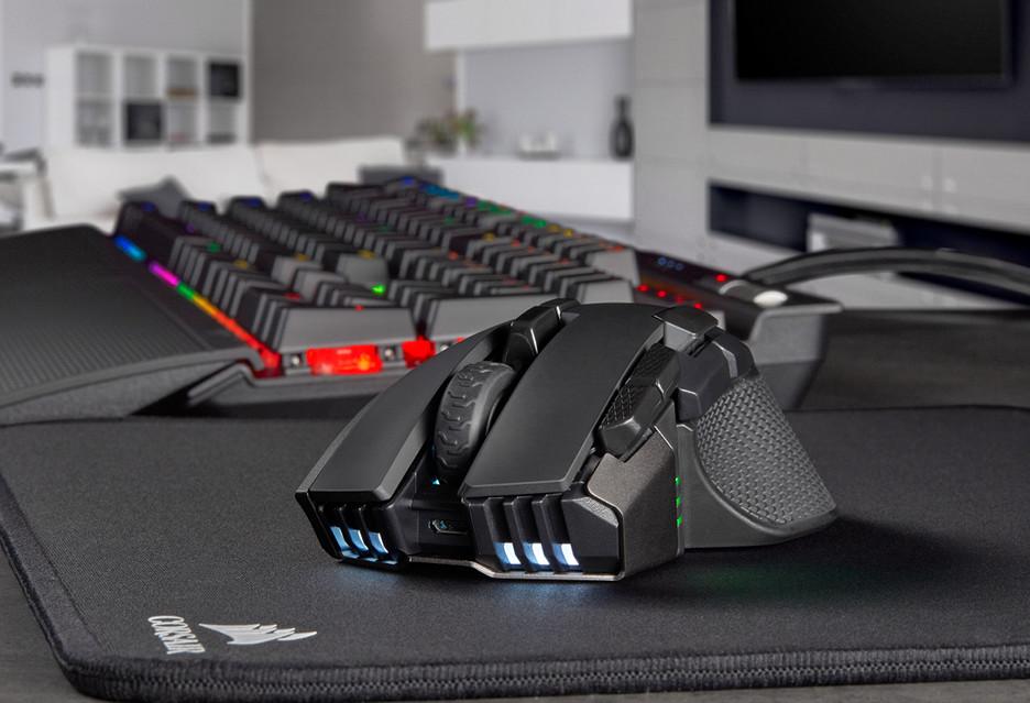 Dwie nowe myszki gamingowe Corsair, które mogą się podobać