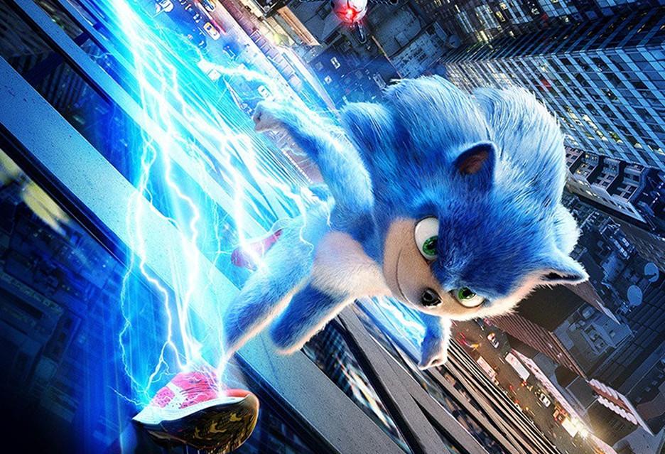 Jeż Sonic: film (z Jimem Carreyem) zmierza do kin - zobacz pierwszy trailer