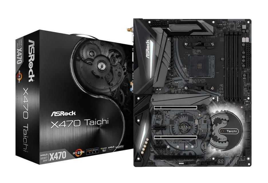 ASRock potwierdza zgodność płyt 300 i 400 z nowymi procesorami AMD Ryzen