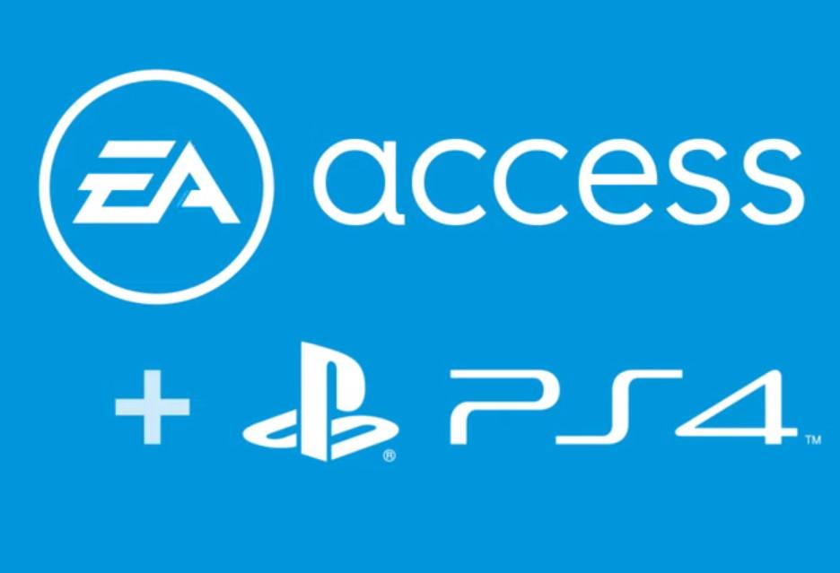 EA Access - PS4 (wreszcie!) też zaoferuje tę usługę